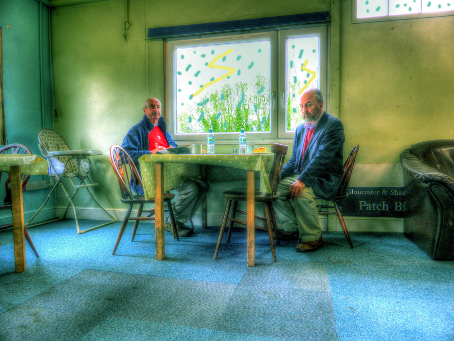 photoblog image IF ONLY IT WASN'T DROITWICH FRIDAY..