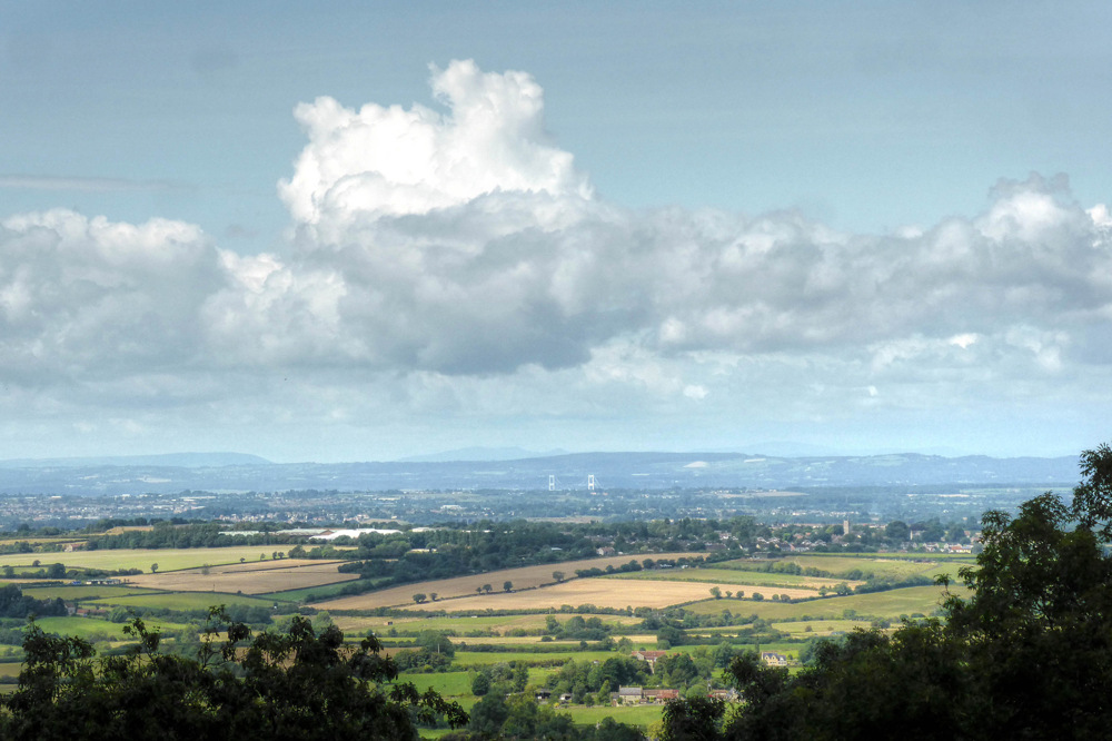 photoblog image VIEW FROM TOG HILL
