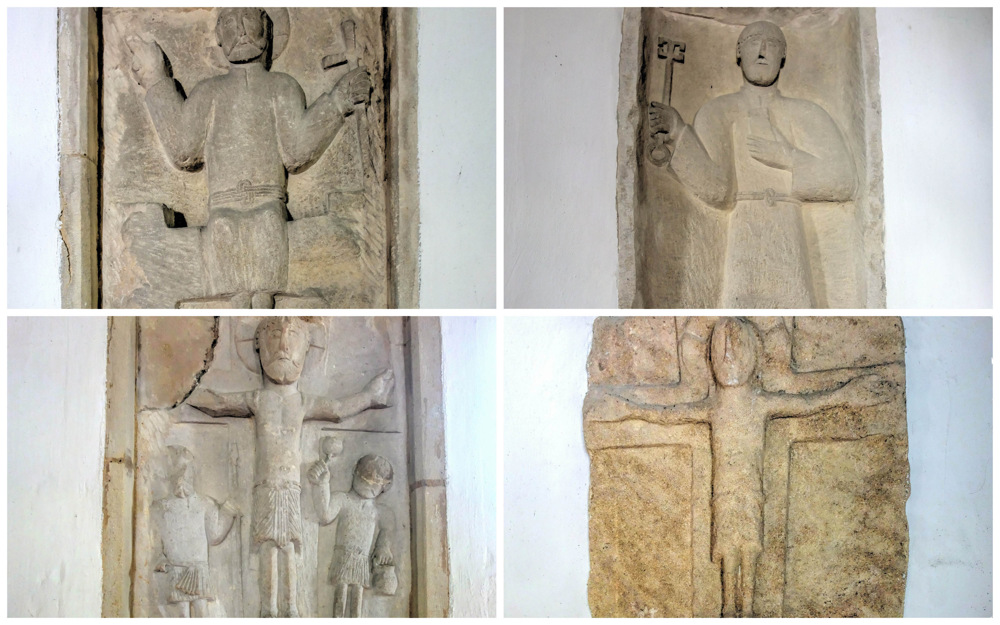photoblog image COTSWOLD CARVINGS