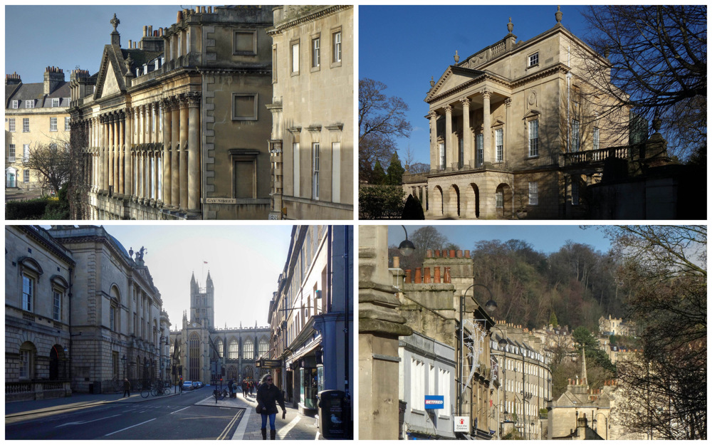 photoblog image BATH ARCHITECTURE